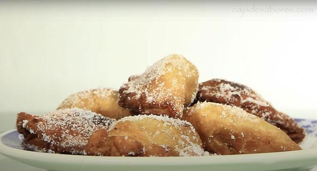 Truchas de batata